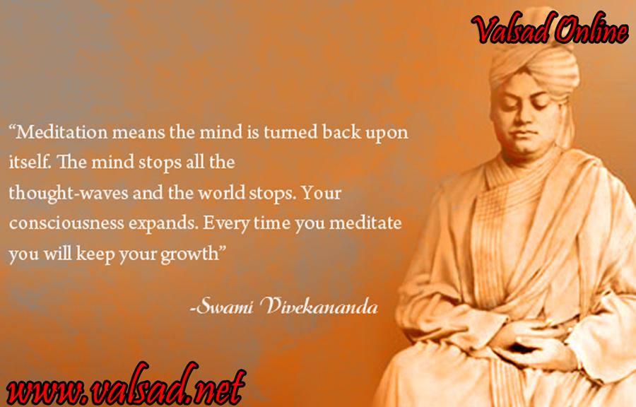Swami Vivekananda-valsadonline-www.valsad.net