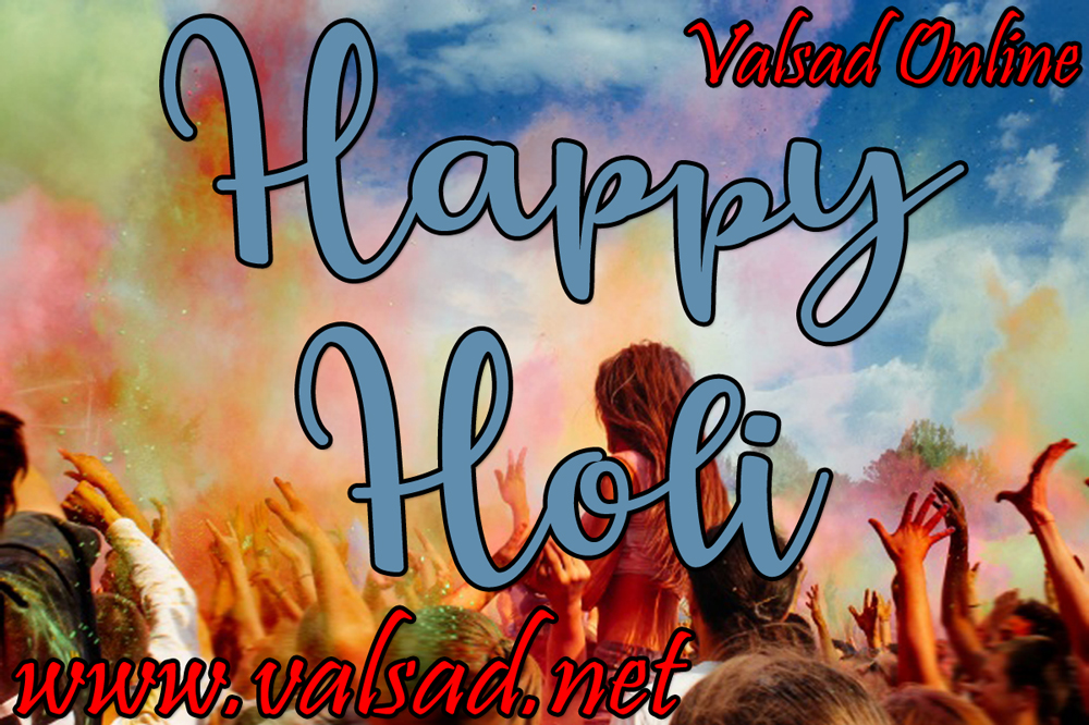 Happy Holi-valsadonline-www.valsad.net
