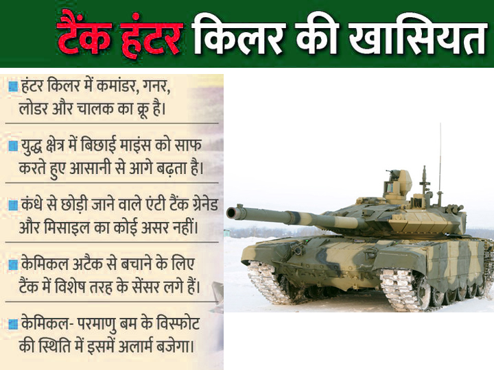final-test-of-hunter-killer-built-in-country-battle-tank-Valsad-ValsadOnline