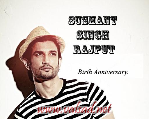 Sushant-Singh-Rajput-Valsad-ValsadOnline